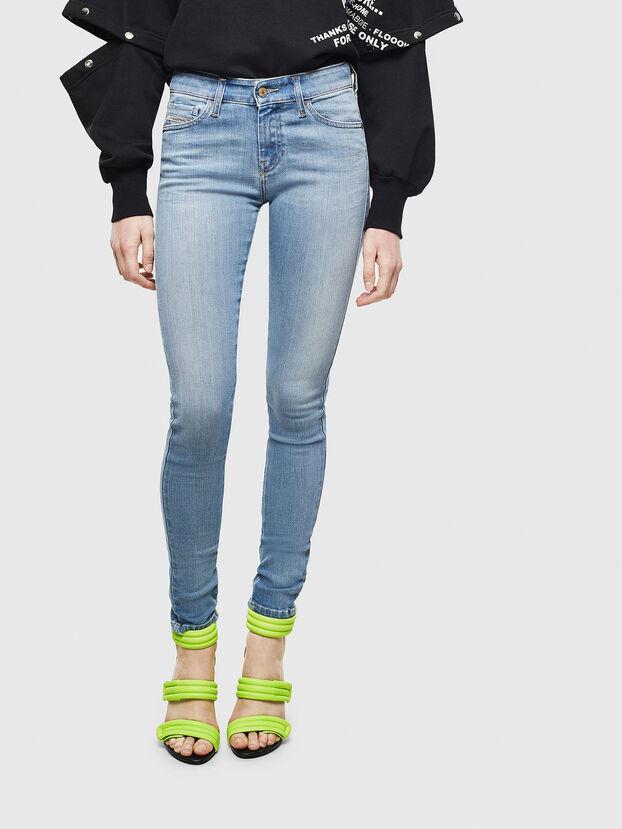 Slandy 0096L, Hellblau - Jeans