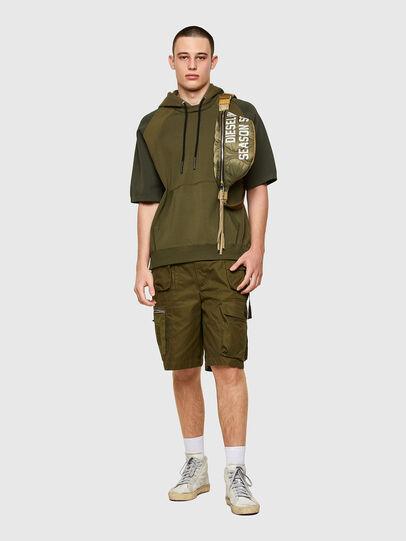 Diesel - K-MILKY, Military Green - Knitwear - Image 5