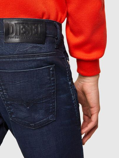 Diesel - Krooley JoggJeans® 069WT, Bleu Foncé - Jeans - Image 3