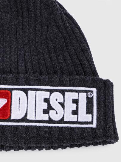 Diesel - K-CODER-B, Schwarz - Mützen - Image 3