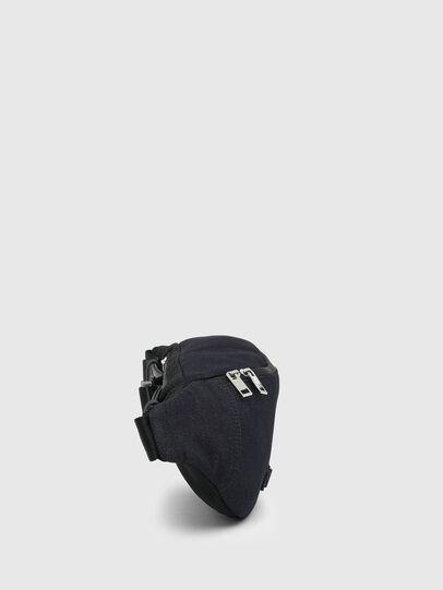 Diesel - WESTBAG, Bleu Foncé - Sacs ceinture - Image 3