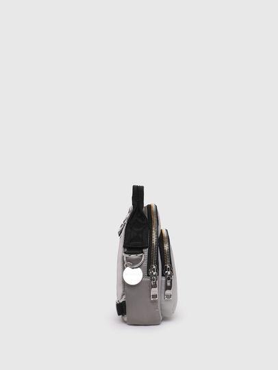 Diesel - LEDYBAG, Gris - Sacs en bandoulière - Image 3