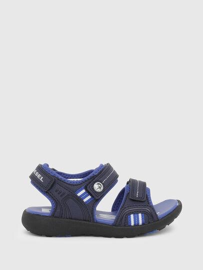 Diesel - S-ANDAL CH, Bleu - Footwear - Image 1