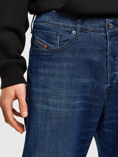 Diesel - D-Fining 069SF, Bleu Foncé - Jeans - Image 4