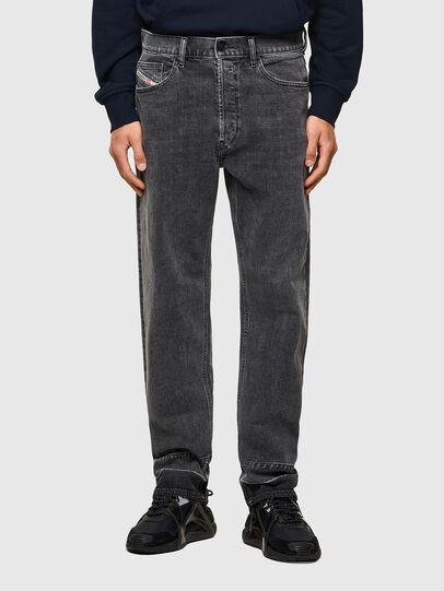 Diesel - D-Macs 09A23, Noir/Gris foncé - Jeans - Image 1
