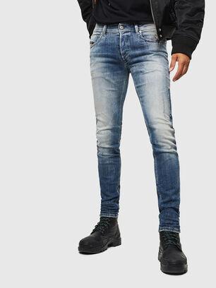 Sleenker 0098D, Hellblau - Jeans