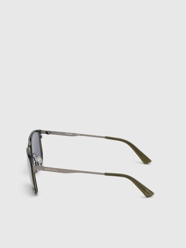 Diesel - DL0294, Olivgrün - Sonnenbrille - Image 3