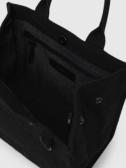Diesel - SANBONNY M, Schwarz - Taschen - Image 6
