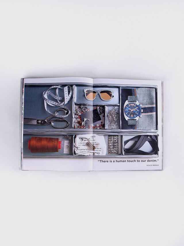 Diesel Radical Renaissance 55+5 (signed by RR), Grau - Weitere Accessoires - Image 7