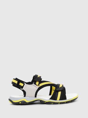 SA 07 STRIPE CH, Grau/Schwarz - Schuhe