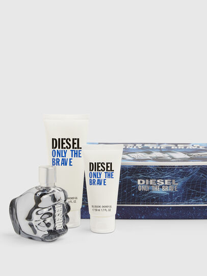 Diesel - ONLY THE BRAVE 75ML GIFT SET, Blau - Only The Brave - Image 1