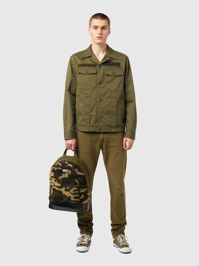 Diesel - MARMUT, Vert Camouflage - Sacs à dos - Image 6
