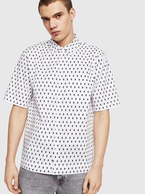 S-FRY-SKULL,  - Hemden