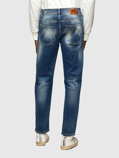 Diesel - D-Fining 009RS, Blu Scuro - Jeans - Image 2