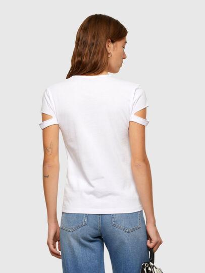 Diesel - T-BULLOCK-A2, Blanc - T-Shirts - Image 2