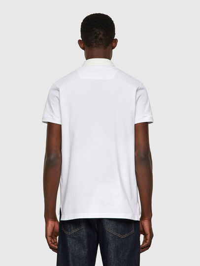 Diesel - T-MILES-NEW, White - Polos - Image 2