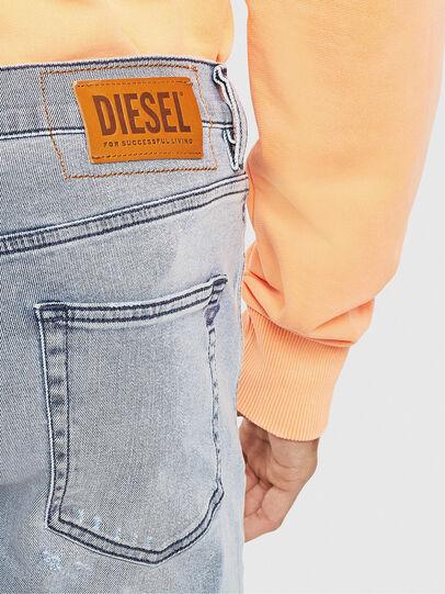 Diesel - D-Strukt 009BP, Hellblau - Jeans - Image 6
