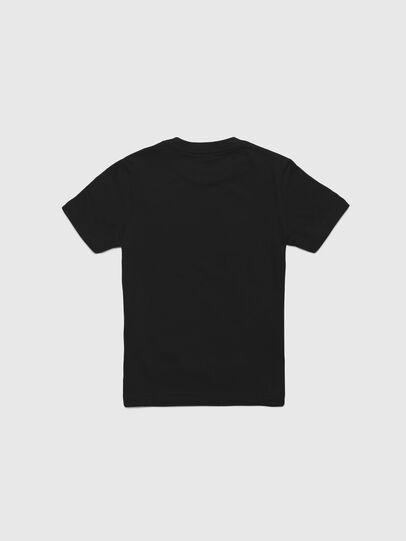 Diesel - TSKELE-TSE, Schwarz - T-Shirts und Tops - Image 2