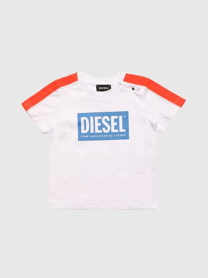 Diesel - TANGEB, Blanc - T-shirts et Hauts - Image 1