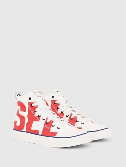 Diesel - S-ASTICO MC, Weiß/Rot - Sneakers - Image 2