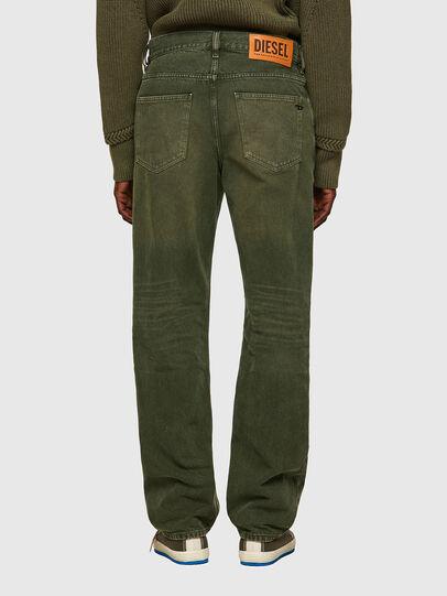 Diesel - D-Macs 09A35, Vert - Jeans - Image 2