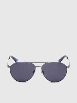 DL0296, Azurblau - Sonnenbrille