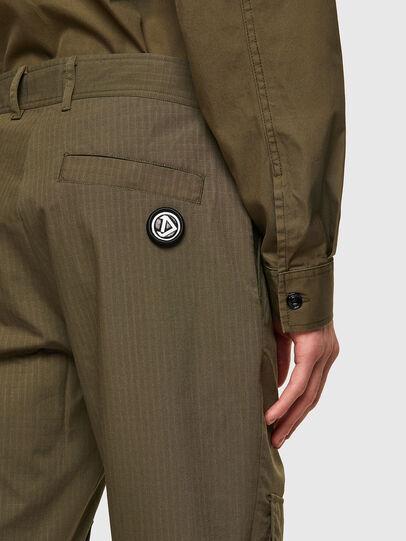 Diesel - P-SIDE, Vert Militaire - Pantalons - Image 4