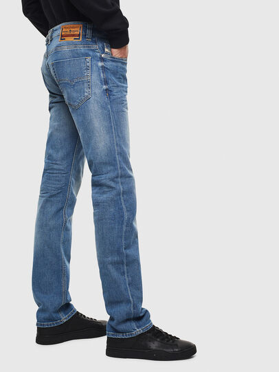 Diesel - Safado CN035, Mittelblau - Jeans - Image 6