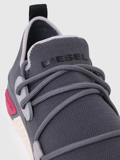 Diesel - S-KB SLE W, Grigio - Sneakers - Image 4