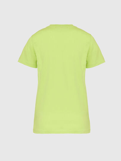 Diesel - T-SILY-E52, Neongrün - T-Shirts - Image 2