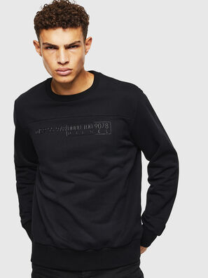 S-CORY, Schwarz - Sweatshirts