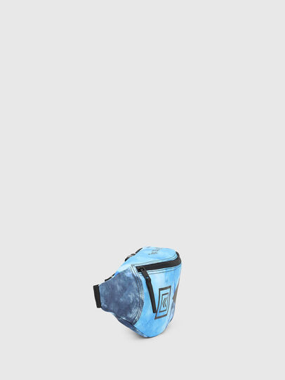 Diesel - GRIPY, Bleu - Sacs ceinture - Image 3