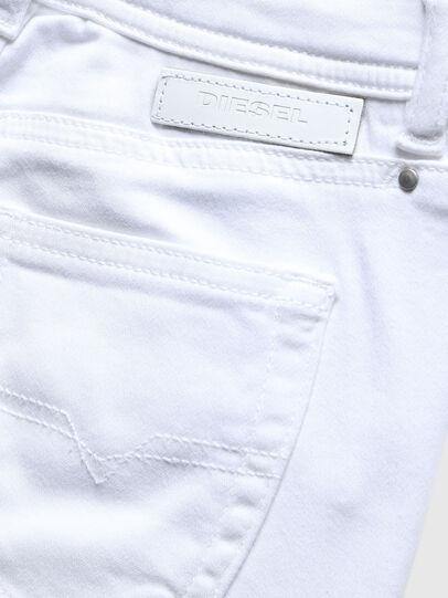 Diesel - LOWLEEH-J JOGGJEANS-N, Bianco - Jeans - Image 3