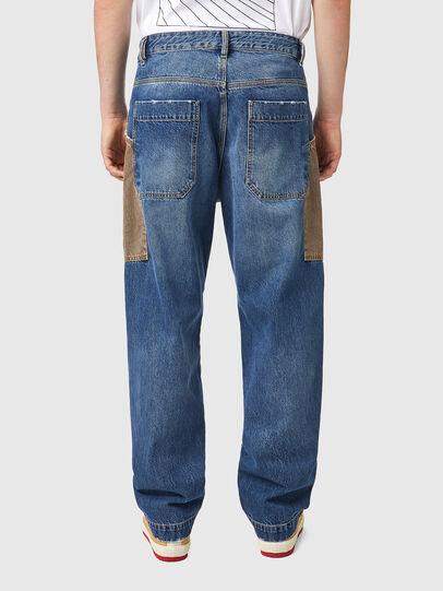 Diesel - D-Franky 0GCAY, Bleu moyen - Jeans - Image 2