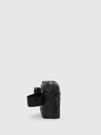 Diesel - X-BOLD BELTBAG, Noir - Sacs ceinture - Image 3