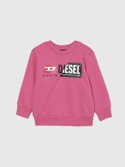 Diesel - SGIRKCUTYB-FL-R, Rose - Pull Cotton - Image 1