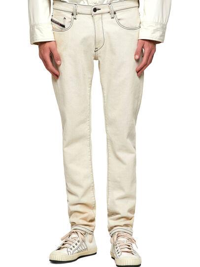 Diesel - D-Strukt 09A52, Bianco - Jeans - Image 1