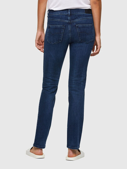 Diesel - Sandy 009QI, Blu Scuro - Jeans - Image 2