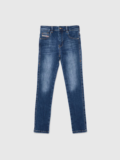 Diesel - D-SLANDY-HIGH-J, Blu medio - Jeans - Image 1