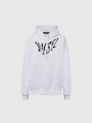 F-ANG-HOOD-K21, Weiß - Sweatshirts
