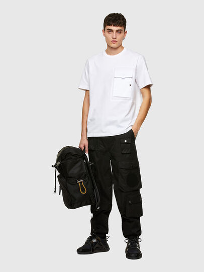 Diesel - T-WORKAN, White - T-Shirts - Image 5