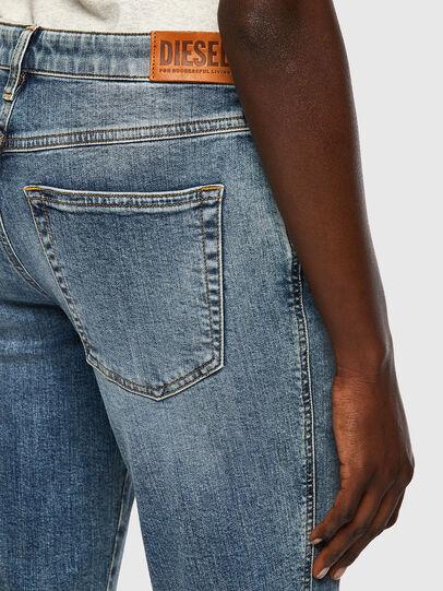 Diesel - Babhila 069WC, Blu medio - Jeans - Image 3
