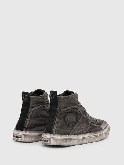 Diesel - S-ASTICO MID LACE, Dunkelgrau - Sneakers - Image 3