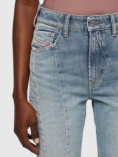 Diesel - D-Joy 09A65, Bleu Clair - Jeans - Image 3
