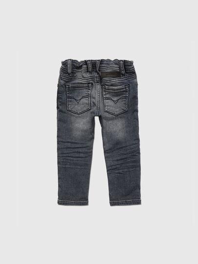 Diesel - SLEENKER-B JOGGJEANS-N, Blu Scuro - Jeans - Image 2