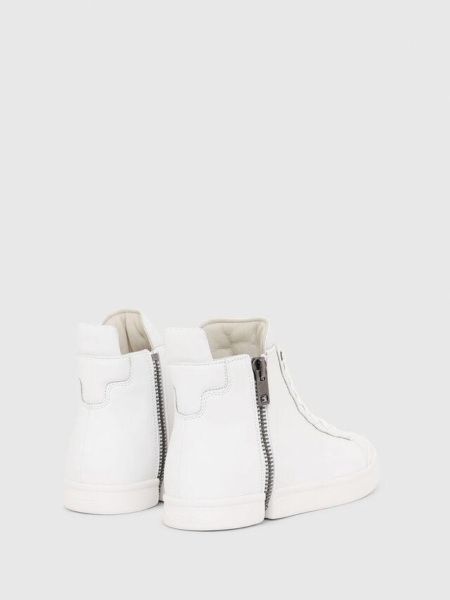 Diesel - S-NENTISH, Weiß - Sneakers - Image 3