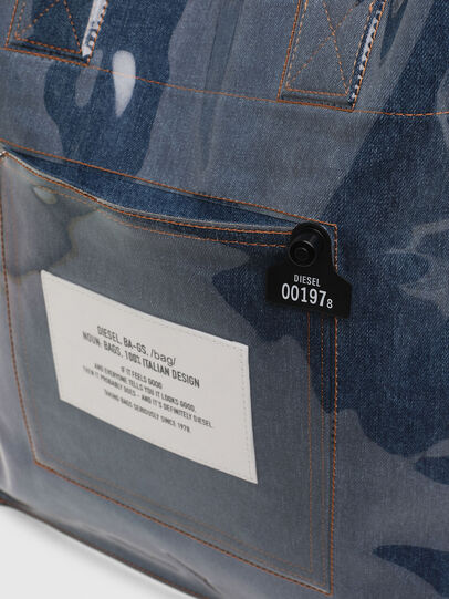 Diesel - F-THISBAG SHOWEI, Jeansblau - Shopper und Schultertaschen - Image 4