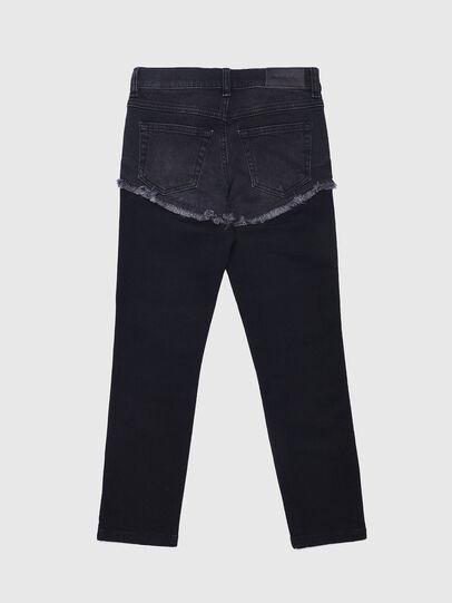 Diesel - BABHILA-J SP, Schwarz - Jeans - Image 2
