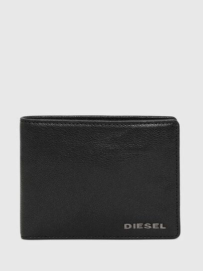 Diesel - NEELA XS, Lederschwarz - Kleine Portemonnaies - Image 1