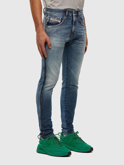 Diesel - D-Strukt 009GE, Mittelblau - Jeans - Image 6